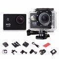 Goldfox Марка 720 P HD Цифровые Камеры Go 30 М Про Стиль Водонепроницаемый спорт DV Открытый Велосипед Шлем Cam Автомобильный Видеорегистратор С Розничной Коробке