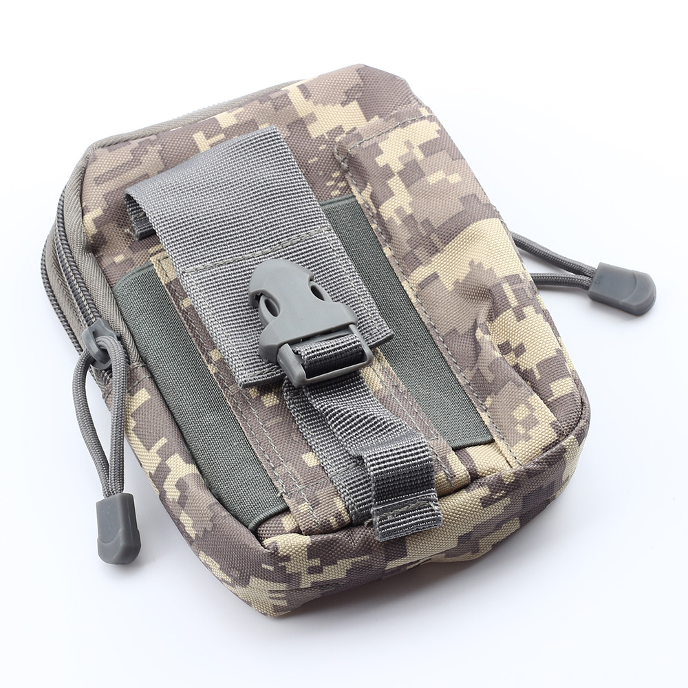 Universal Waist Belt Bag Pouch Outdoor Tactical Holster Military Molle Hip Purse Phone Case td new design electricians waist pocket tool belt pouch bag screwdriver carry case holder outdoor working free shipping