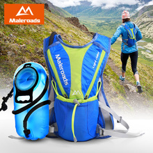 Maleroads 5L Riding Backpack Cross-country Cycle bag Lasportiva Wild Cat Ultralight HikeTravel Hydration mini Bicycle Backpacks