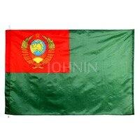 Юнин полиэстер висячий 90*135 см CCCP Россия советская граница флаг