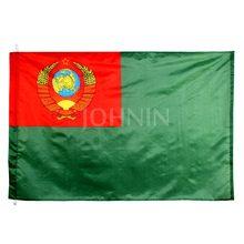 Johnin poliester 90x150cm CCCP rosja radziecka flaga wojsk granicznych