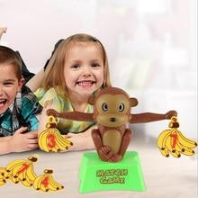 Матч Game Board Game Monkey Match Math Balancing Scale Number Баланс игры Дети, развивающие игрушку, чтобы узнать, как добавить и вычесть