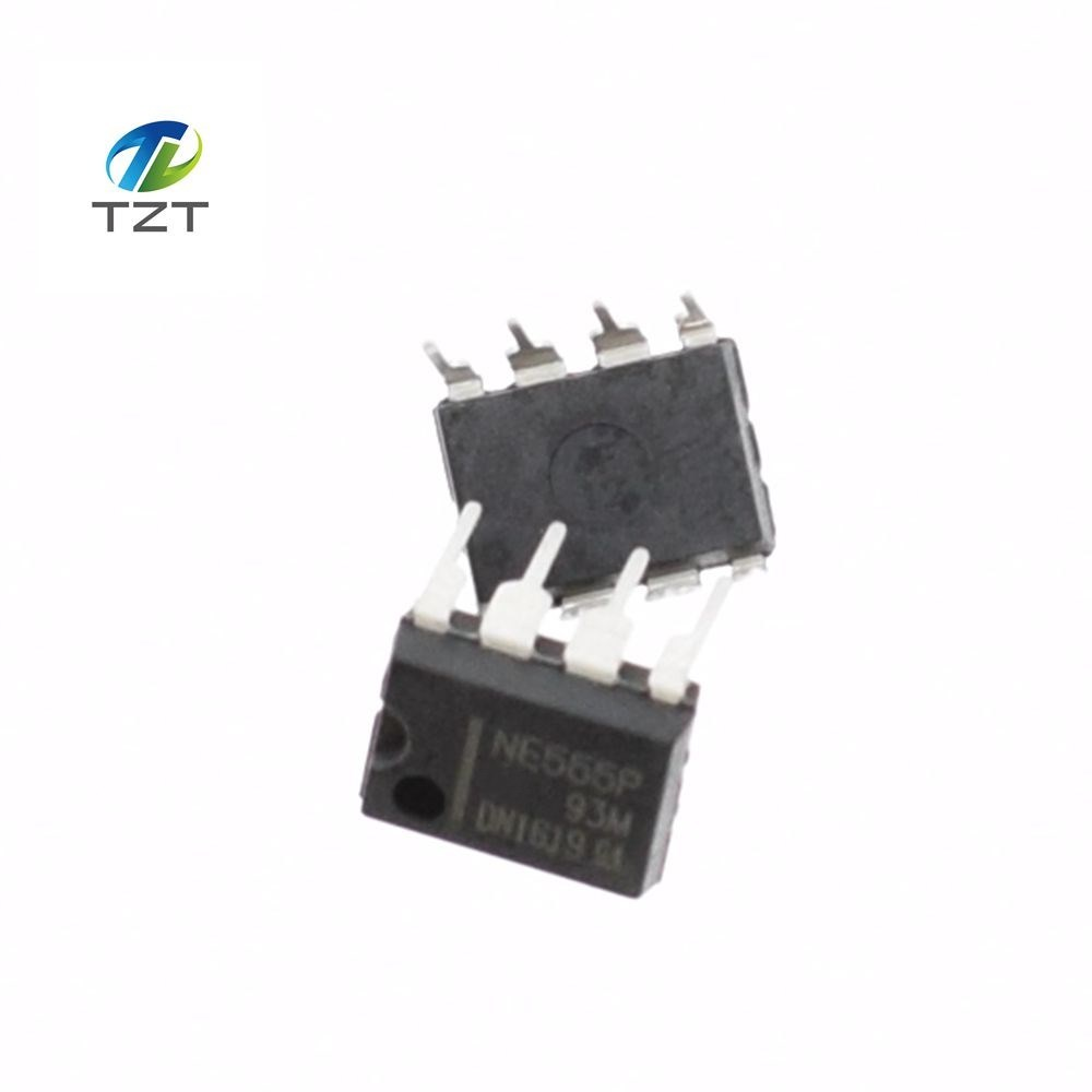 20pcs/lot New Ne555 Ne555p Ne555n 555 Timers Dip-8 Texas Smoothing Circulation And Stopping Pains Integrated Circuits