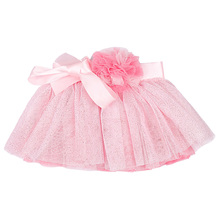 Summer Fashion Baby Girl Tutu Skirt Soild Color Newborn Princess Girl Tulle Clothes Kid Lace Skirt for Ballet Dance Age 0-12M