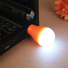 5V USB Led Lamp 5730 SMD Led Bulb 360 Colorful Energy Saving Light led usb light indoor Outdoor lighting KQ(China)
