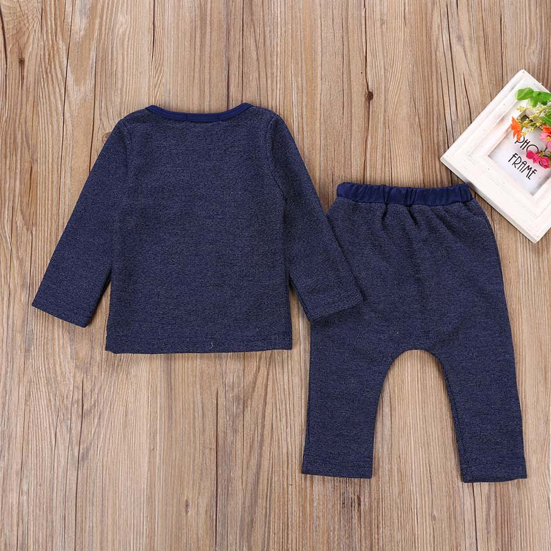 Casa Unisex Kids Trousers Boys Girls School Tracksuit Elastic Waist Bottom Baby Cotton Long Pants Suitable for 1-5 Years