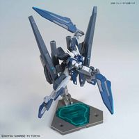 2019 NEW BANDAI HG BD 1/144 ZERACHIEL Death Angel Gundam Zerakell Gundam Harute