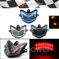 Motorcycle Integrated Led Taillight Taillight Indicators Indicators Fit For Kawasaki ZX 10R 2004 2005