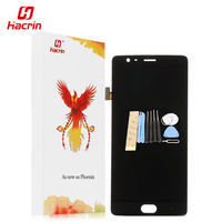 Hacrin Oneplus 3T LCD Display Touch Screen 100 New FHD 5 5 Digitizer Assembly Replacement Accessory