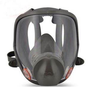 Image 5 - 17 In 1 Original 3M 6800 Safety Full Face Respirator Gas Mask Industry Protection Anti Dust Mask Medium