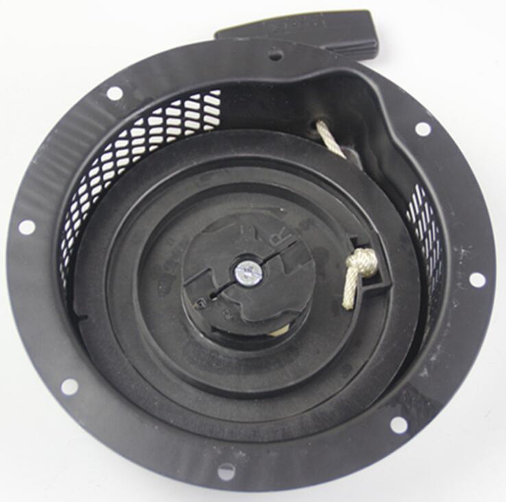 где купить EX40 RECOIL STARTER ASSEMBLY PLASTICS RATCHET FOR ROBIN SUBARU EX-40 EX35 404CC 14HP 4 STROKE METAL PULL START GRIP ROPE HANDLE по лучшей цене
