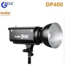 Godox DP-400 400WS Pro Photography Strobe Flash Studio Light Lamp Head 220V 110V