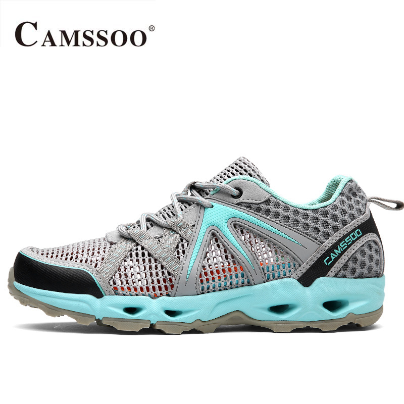 ФОТО Outdoor Sneakers Women Running Shoes Men Sports Shoes Spring Breathable Quick Drying Water Shoes Couples Lovers Aqua Shoess