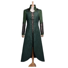 2015 New Arrival Women's Outfit The Hobbit Tauriel Cosplay Costume For Women Wholesale