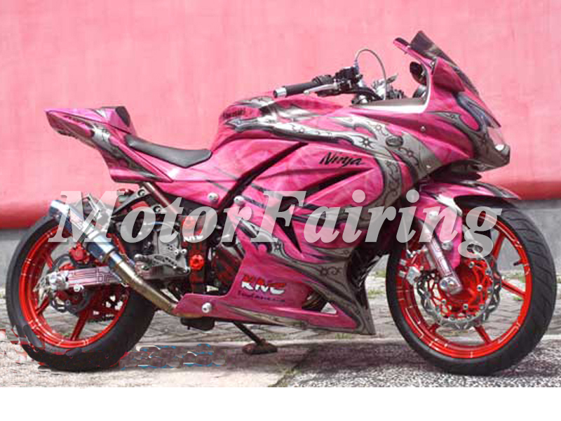Abs Motorcycle Fairings For Kawasaki Ninja Ex300 13 14 Ninja 300