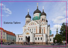 Free Shipping over $12,Estonia Tallinn Souvenir Photo Fridge Magnet 5634 Travel Gift tourist attractions terhi pääskylä malmström minu tallinn kalevitüdruku kroonika