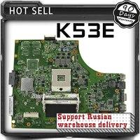 For Asus Motherboard P53E K53E K53SD REV2 3 Mainboard PGA 989 60 N5GMB3000 C03 100 Work