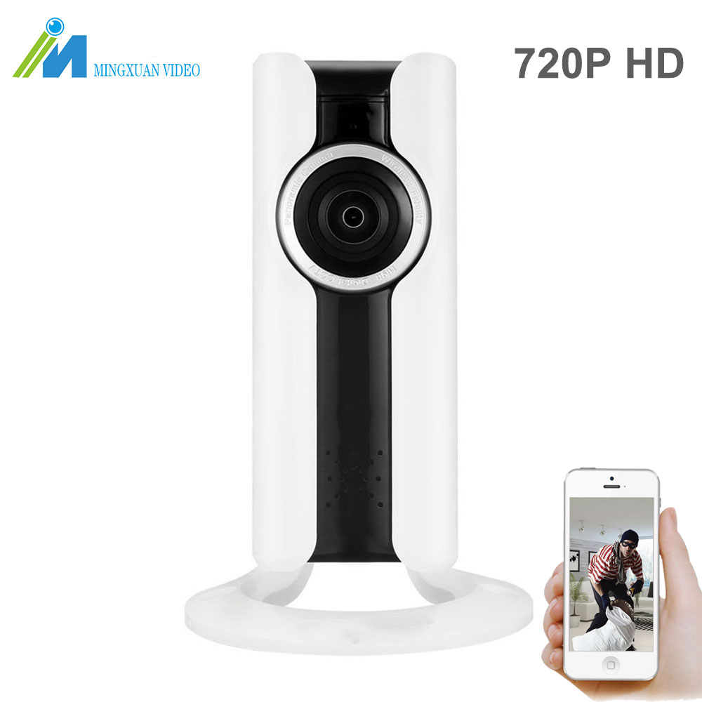 MX 720P Video Monitor IP Camera Surveillance Security Night Vision Alert Motion Detection Wifi Wireless IP Camera howell wireless security hd 960p wifi ip camera p2p pan tilt motion detection video baby monitor 2 way audio and ir night vision