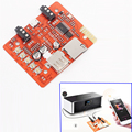 5V Wireless Bluetooth Audio Receiver Board Module For Automotive Audio With Stereo Amplifier Headphone USB Adapter