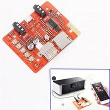 5 В Беспроводная Связь Bluetooth Аудио Приемник Совета Модуль Для Автомобильной Аудио Стерео Усилитель Для Наушников USB Адаптер