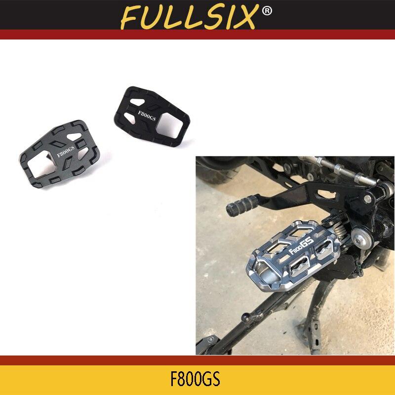 Repose-pieds de moto MX larges repose-pieds repose repose-pieds pour BMW F800GS F800 GS F 800 GS