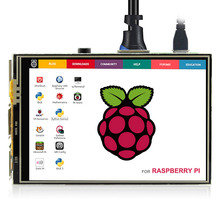 Elecrow 3.5 inch Raspberry Pi 3 Display 480x320 TFT Display with Touch Screen 3.5