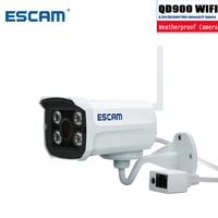 ESCAM Brick QD900 WIFI 1080P P2P Cloud IR Waterproof Security IP Camera Wireless Network IR Bullet