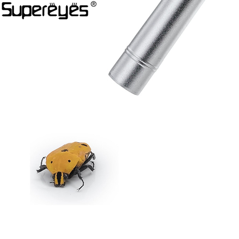 ФОТО Supereyes B005 1 ~ 200X Handheld USB Digital Microscope Endoscope Loupe Otoscope Magnifier with 11mm Tube Diameter Tripod LED