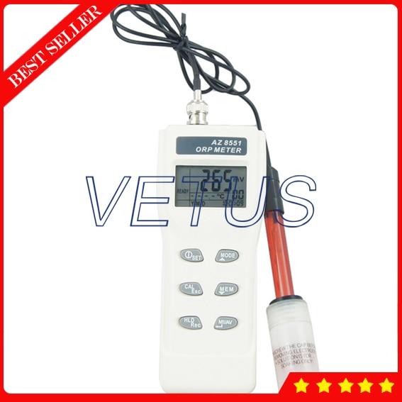 AZ8551 Portable ph meter price with pH ORP meter Water Quality test meter ph metre