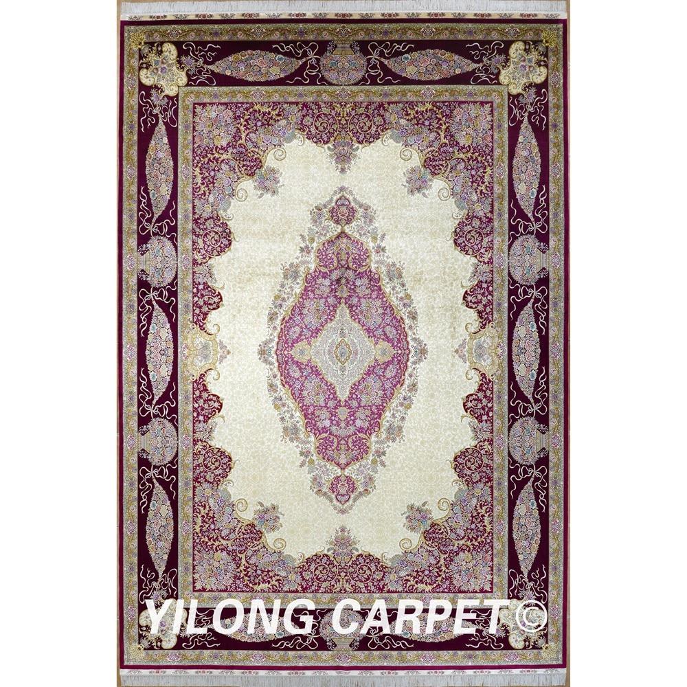 Online kopen wholesale paars oosterse tapijt uit china paars ...
