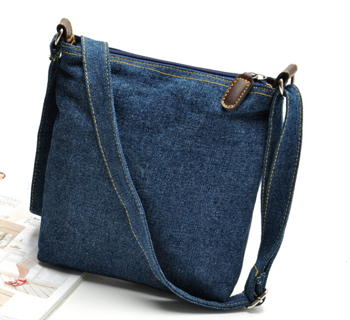 53e665fd2f6b women messenger bags ladies mini small shoulder bag satchels girls  crossbody summer sling vintage bag denim bolsos sac a main-in Shoulder Bags  from Luggage ...