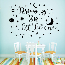 Beauty Dream Vinyl Kitchen Wall Stickers Wallpaper Decorative Decal Creative