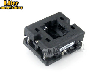 Plastronics 20LQ50S14040 IC Burn-in Test Socket Adapter 0.5mm Pitch for QFN20 MLP20 MLF20 Package
