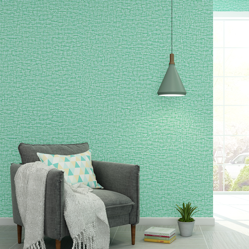Us 30 54 35 Off Mint Green Sky Blue Nordic Wall Papers Home Decor Plain Solid Color Ins Wallpaper Roll For Living Room Bedroom Walls Mural In