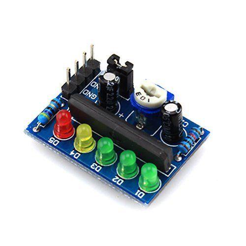 KA2284 Power level indicator Battery Indicator Pro Audio level indicator module подвесной светильник odeon 2284 yami 2284 3