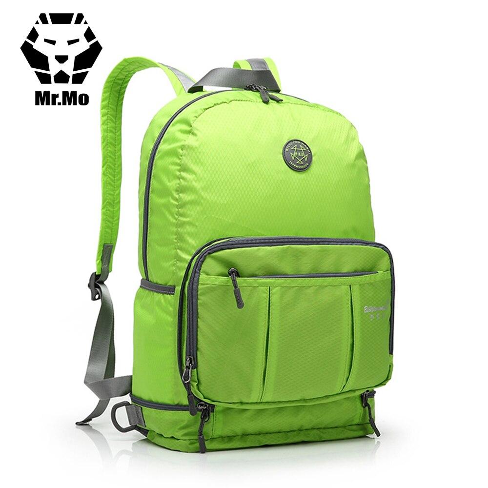 New Lightweight Foldable Mens Women Travel Backpack Durable WaterproofNylon Knapsack Back pack Mochila For Men Backpacking Bags