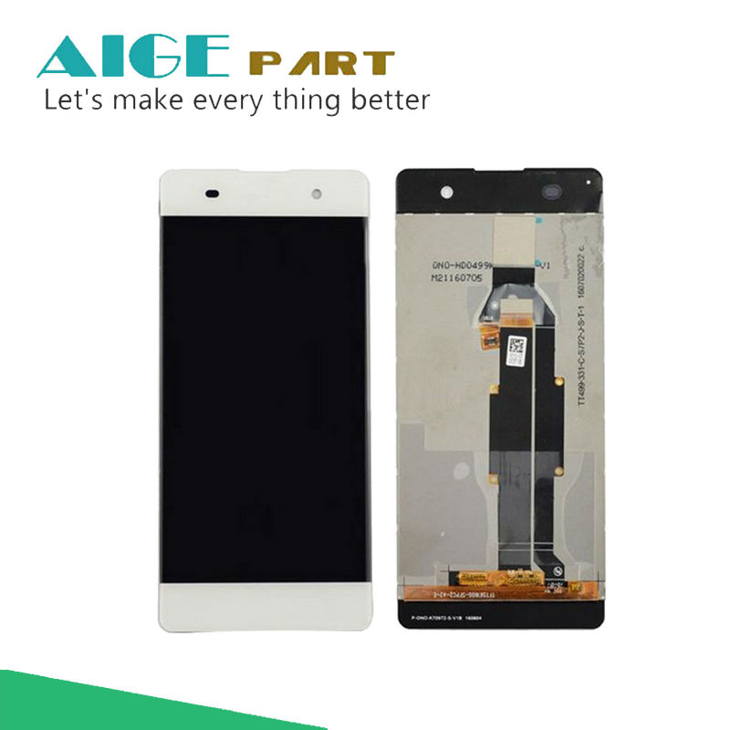 5.0New For Sony Xperia XA F3111 F3112 LCD Display Touch Screen Digitizer Assembly Replacement Parts 1280*720
