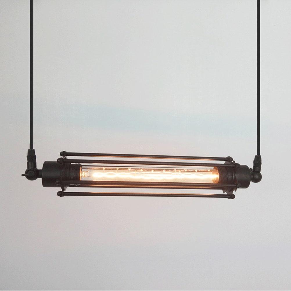 Vintage Style Pendant Hanging Lights Fixture Metal Wire
