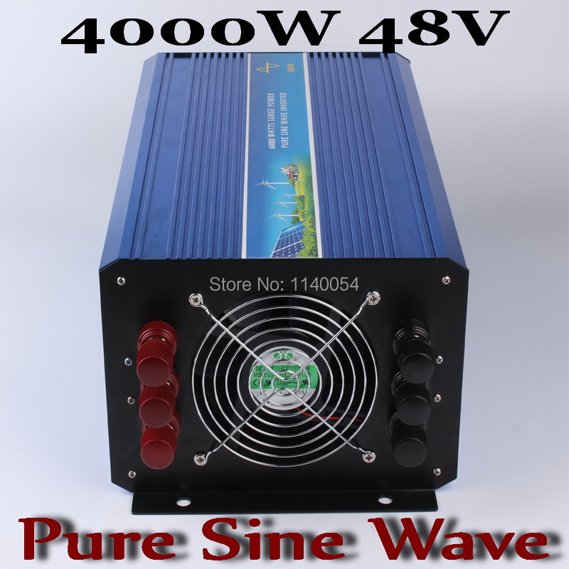 4000w 48v inverter,dc ac pure sine wave inverter 4000W,48V DC to AC100/110/120V or 220/230/240V Solar Wind Power Inverter 4000W 3kw off grid solar inverter 3000w pure sine wave inverter dc110v to ac100 110 120v or 220 230 240v solar wind inverter 3000w