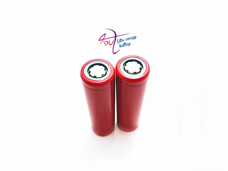 4 adet / grup Orijinal Yeni Sanyo 18650 Li-Ion şarj edilebilir pil - Tablet Aksesuarları - Fotoğraf 2
