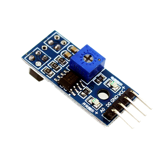 TCRT5000 Infrared Reflective Sensor Obstacle Avoidance Module Line Tracing Sensor Tracing Module