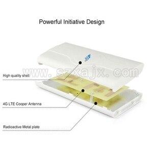Image 5 - JX Antemma 3G 4G LTE omni panneau antenne 700 ~ 2600mhz 88dbi double câble antenne SMA TS9 CRC9 pour 3G 4G Modem routeur