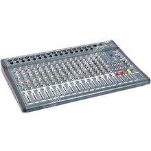 Micwl YU3516 16-канальный видеорегистратор 3-полосный аудио музыкальный микшер микшерный пульт с USB XLR Сделано в Китае линия 48V Phantom Мощность для сцены ТВ