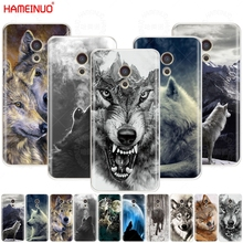 wolf animal Cover phone Case for Meizu M