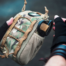 OneTigris First Aid Trauma Pack Medical Kit Quick Detach EMT/First Pouch Tactical Cordura Nylon Multicam Bag