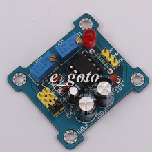 10pcs NE555 Pulse Generator DIY Kit Duty Cycle and Frequency Adjustable Module for Arduino