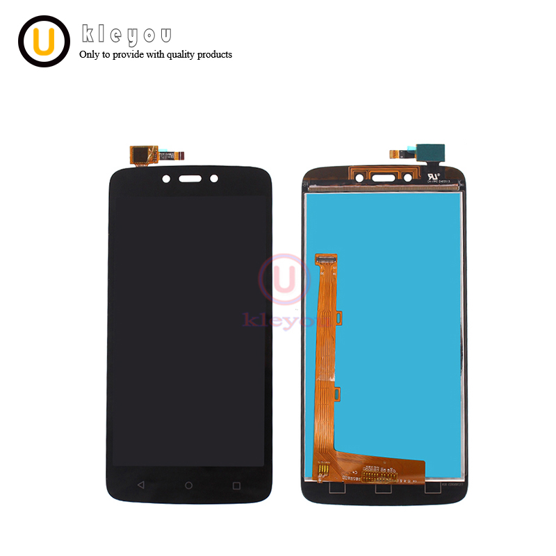 High quality  For Motorola Moto C Plus CPlus XT1723 LCD Display Touch Screen Sensor Glass Assembly Black Gold ColorHigh quality  For Motorola Moto C Plus CPlus XT1723 LCD Display Touch Screen Sensor Glass Assembly Black Gold Color