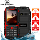 Ioutdoor T1 IP68 rugged cell phone Russian keyboard Waterproof shockproof mobile phone 2MP Camera wireless FM unlocked phones