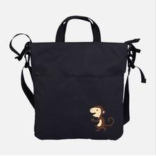 New Brand JOYREN Cartoon Baby Stroller Organizer Accessories Big Capacity Waterproof Bebe Carriage Bag For Prams KF095