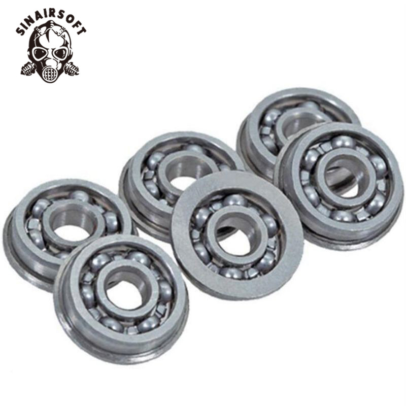 SINAIRSOFT 9mm Stainless Steel High Precision Ball Bearing For Airsoft AEG Gearbox Paintball Hunting Accessories